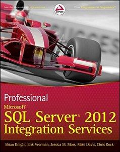 Professional Microsoft SQL Server 2012 Integration Services (Paperback)-cover