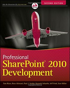 Professional SharePoint 2010 Development, 2/e (Paperback)-cover