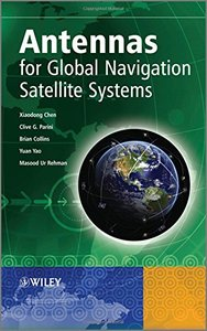 Antennas for Global Navigation Satellite Systems, 2/e (Hardcover)-cover