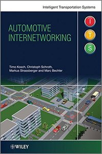 Automotive Inter-networking (Hardcover)-cover