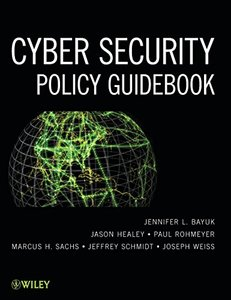Cyber Security Policy Guidebook (Hardcover)