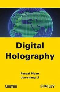 Digital Holography (Hardcover)-cover
