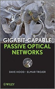 Gigabit-capable Passive Optical Networks (Hardcover)-cover