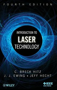 Introduction to Laser Technology, 4/e (Hardcover)-cover