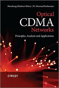 Optical CDMA Networks: Principles, Analysis and Applications (Hardcover)-cover