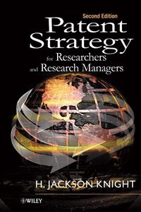 Patent Strategy: For Researchers and Research Managers, 2/e (Paperback)-cover