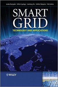 Smart Grid: Technology and Applications (Hardcover)-cover