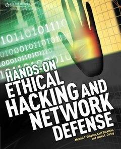 Hands-On Ethical Hacking and Network Defense (Paperback)-cover
