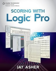 Scoring with Logic Pro (Paperback)-cover