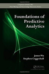 Foundations of Predictive Analytics (Hardcover)-cover