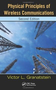 Physical Principles of Wireless Communications, 2/e (Hardcover)-cover