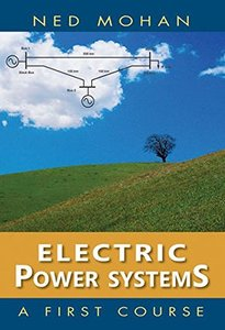 Electric Power Systems: A First Course (Hardcover)-cover
