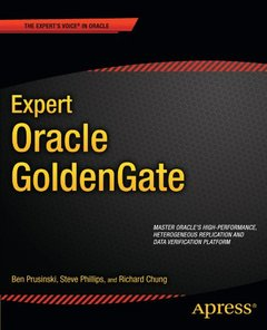 Expert Oracle GoldenGate (Paperback)-cover