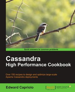 Cassandra High Performance Cookbook (Quick Answers to Common Problems)-cover