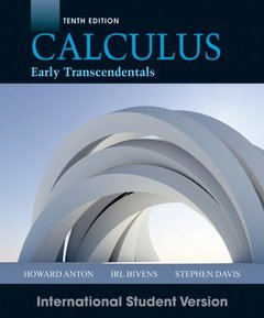 Calculus Early Transcendentals (IE)-cover