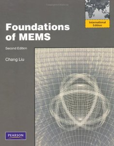 Foundations of MEMS, 2/e (IE-Paperback)-cover