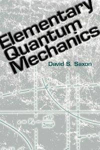 Elementary Quantum Mechanics (Paperback)-cover