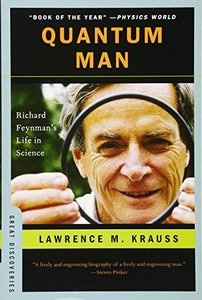 Quantum Man: Richard Feynman's Life in Science (Paperback)-cover