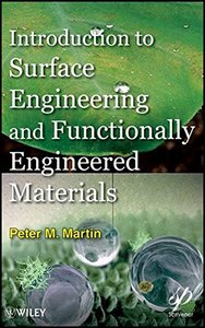 Introduction to Surface Engineering and Functionally Engineered Materials (Hardcover)-cover