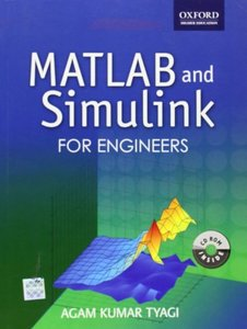 MATLAB and SIMULINK for Engineers (Paperback)-cover