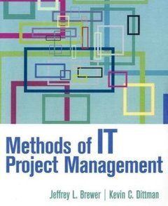 Methods of IT Project Management-cover