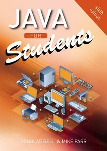 Java for Students, 6/e( 美國原版)-cover