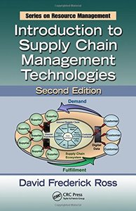 Introduction to Supply Chain Management Technologies, 2/e (Hardcover)-cover