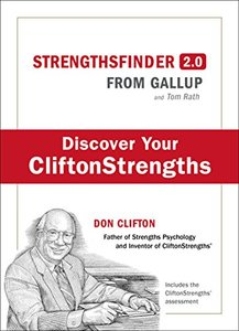StrengthsFinder 2.0 (Hardcover)-cover