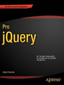 Pro jQuery (Paperback)-cover