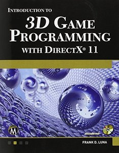 Introduction to 3D Game Programming with DirectX 11 (Paperback)-cover