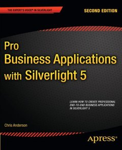 Pro Business Applications with Silverlight 5, 2/e (Paperback)-cover