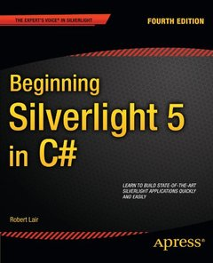 Beginning Silverlight 5 in C#, 4/e (Paperback)-cover