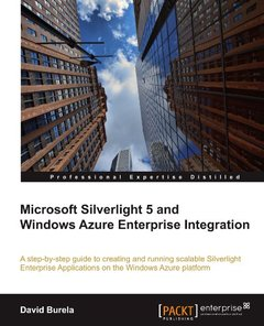 Microsoft Silverlight 5 and Windows Azure Enterprise Integration (Paperback)-cover