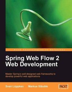 Spring Web Flow 2 Web Development (Paperback)-cover