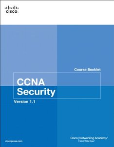 CCNA Security Course Booklet Version 1.1, 2/e (Paperback)-cover