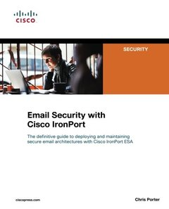 Email Security with Cisco IronPort (Paperback)-cover