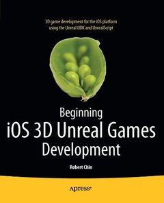 Beginning iOS 3D Unreal Games Development (Paperback)-cover
