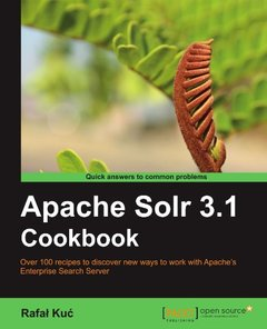Apache Solr 3.1 Cookbook-cover