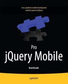 Pro jQuery Mobile (Paperback)-cover