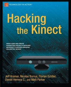 Hacking the Kinect (Paperback)-cover