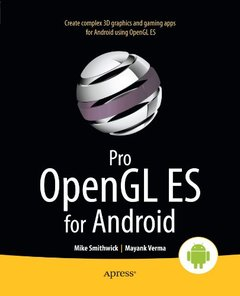 Pro OpenGL ES for Android (Paperback)-cover