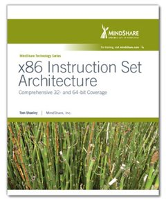 x86 Instruction Set Architecture (Perfect Paperback)-cover