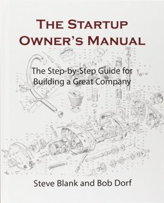 The Startup Owner's Manual: The Step-By-Step Guide for Building a Great Company (Hardcover)-cover