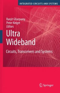Ultra Wideband: Circuits, Transceivers and Systems (Hardcover)-cover