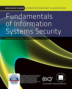 Fundamentals of Information Systems Security (Paperback)-cover