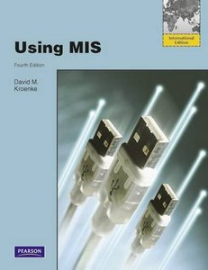 Using MIS, 4/e (IE-Paperback)-cover