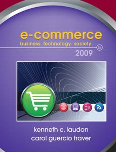 E-Commerce 2009: Business, Technology, Society, 5/e-cover
