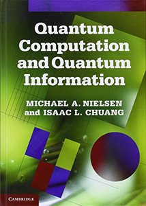 Quantum Computation and Quantum Information (Hardcover)-cover