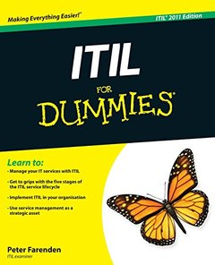 ITIL For Dummies (Paperback)