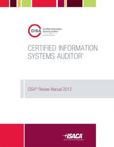 CISA Review Manual 2012 (Perfect Paperback)-cover